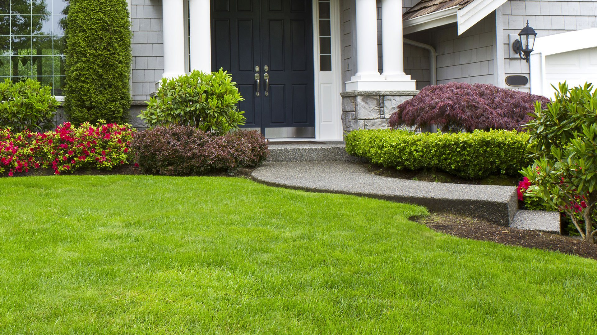 Home haworth landscape lawn care and lawn clean up for Lawn and landscape